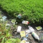 Tác hại của thuốc bảo vệ thực vật với môi trường