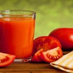 Các cách làm đẹp đơn giản từ Cà Chua - an experiment gave extraordinary results a glass of tomato juice can change your health condition completely 150x150