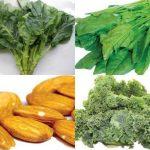 Các loại rau cải chứa nhiều calcium