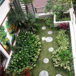 Thiết kế và thi công vườn trên sân thượng - vuon ninh hiep greenmore 9 150x150