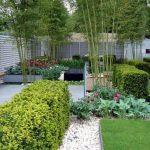 Kiến tạo sân vườn hài hòa phong thủy