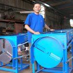 Công suất cực cao của máy xắt Khoai Mì ( Sắn ) siêu tốc thương hiệu nông dân - tang nang suat 152 150x150