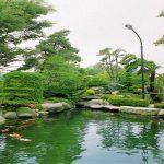 Bài trí hồ nước trong sân vườn để sinh tài lộc