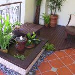 Chú ý để trồng hoa ở ban công đúng phong thủy - tieu canh ban cong 150x150