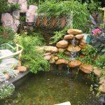 Yếu tố nước trong trang trí sân vườn