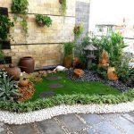 Nguyên tắc thiết kế sân vườn theo phong thủy