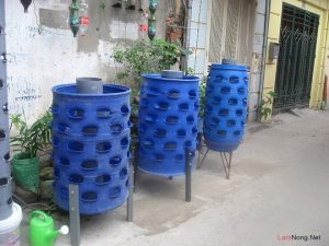 Tìm hiểu cách trồng rau sạch bằng ống nhựa - cach trong rau sach bang ong nhua2 300x225