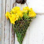Trồng hoa treo độc đáo cho căn nhà của bạn