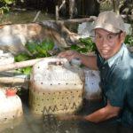 Độc đáo nuôi Lươn trong can nhựa - doc dao nuoi luon trong can nhua 150x150