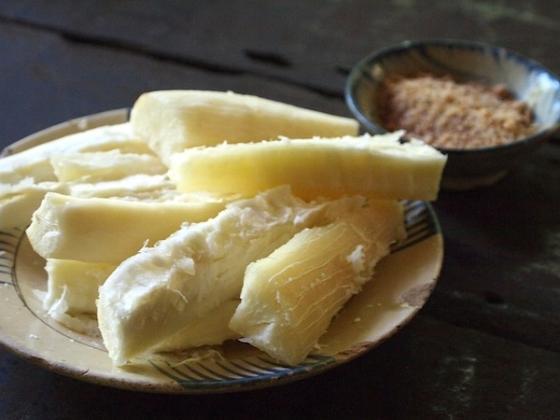 Kỹ thuật bón phân cho cây sắn (khoai mì) - cu san luoc 1310 giadinhonlinevn 0957